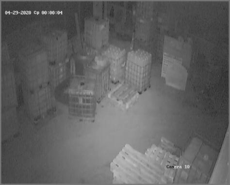 Чистая камера ночью 2
