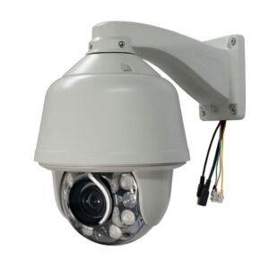 Камера наблюдения с дворником