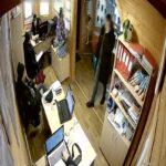 Видеокамера в офисе фирмы